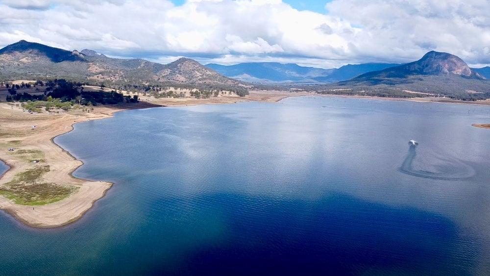 Lake Moogerah Camping