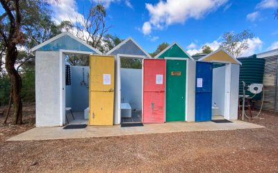 Artesian Waters Yowah Caravan Park Review