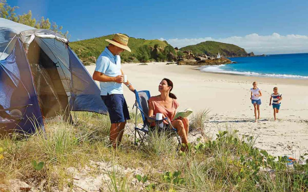 Everything you Need to Know About Great Keppel Island Camping