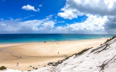 Everything you need to know about Camping on Fraser Island (K'gari)