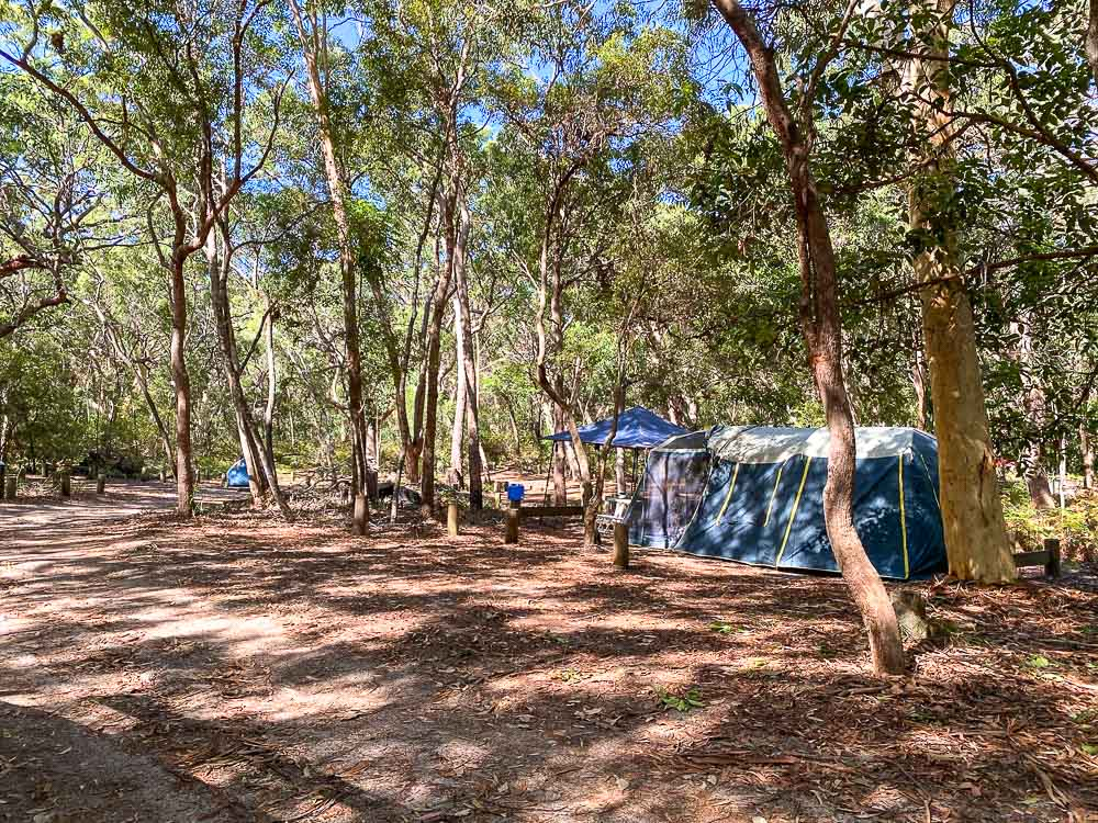 Freshwater Campgrounds