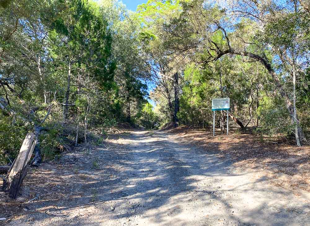MV Natone Campground - Inskip Camping