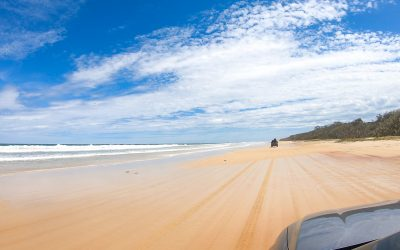 Detailed Guide on How to get to Fraser Island