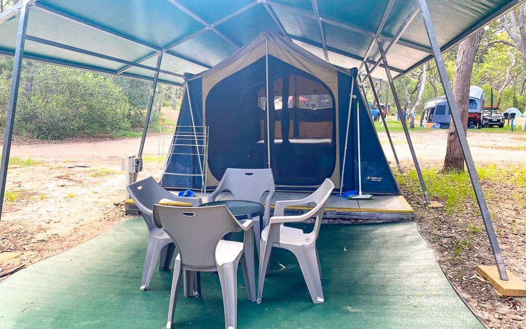 Review: Cathedrals on Fraser Island