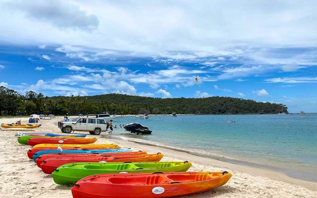 Things to do Great Keppel Island