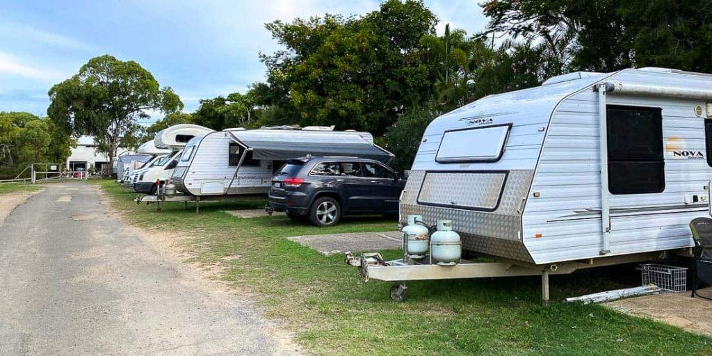 Poinciana Caravan Park
