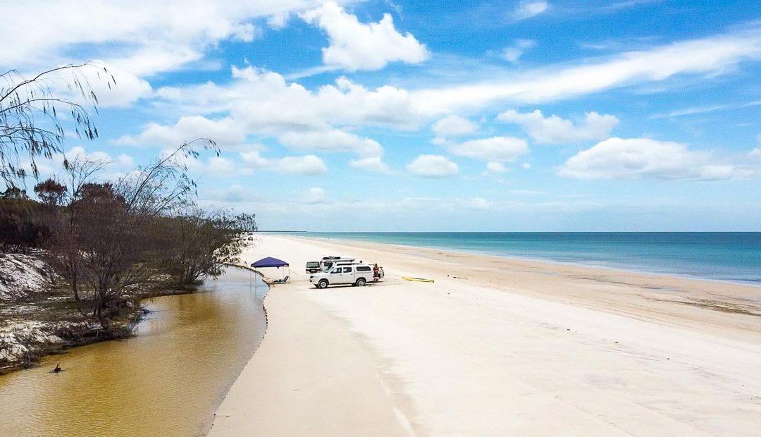 Complete Guide for Camping on Fraser Island (K'gari)