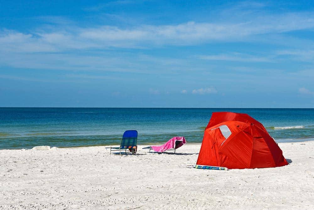 The Best Beach Tent Australia 2021 - Queensland Camping