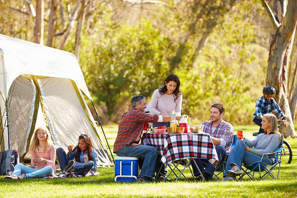 The Best Camping Table Australia 2021