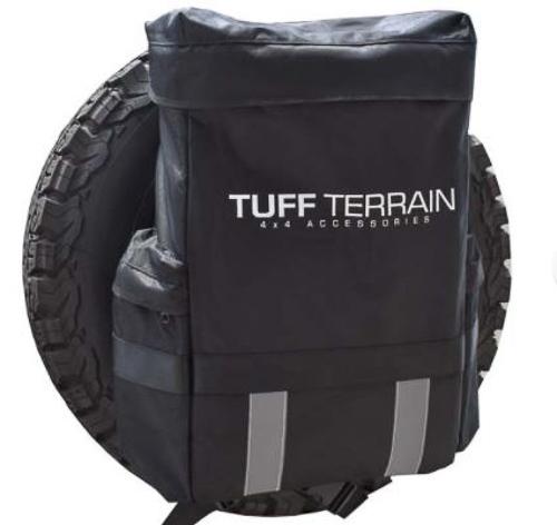Tuff Terrain Wheel Bag